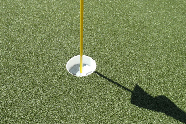 Kunstrasen Putting Green Nylon